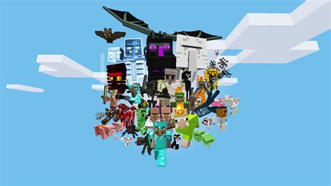 wallpaper hd android minecraft minecraft mobs wallpapers background other hd wallpaper