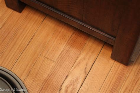 Hardwood Floor Scratch Repair How To Fix Scratched Hardwood Floors In No Time Average But Inspired
