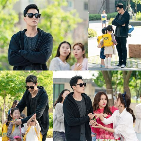 so ji sub jung in sun so ji sub and jung in sun are amazing with kids in terius