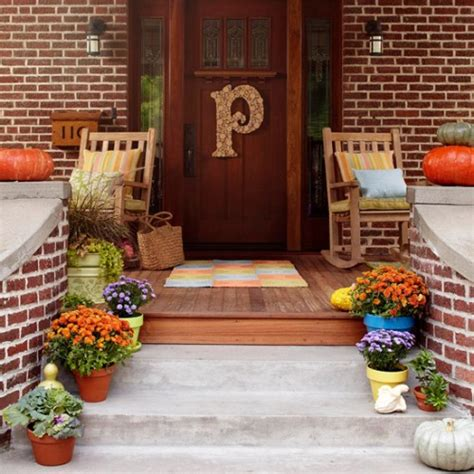fall decorating ideas front porch 120 fall porch decorating ideas shelterness