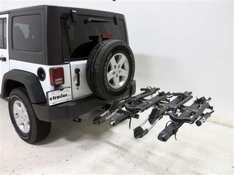 Jeep Wrangler Bike Racks by 2015 Jeep Wrangler Unlimited Kuat Nv 4 Bike Platform Rack