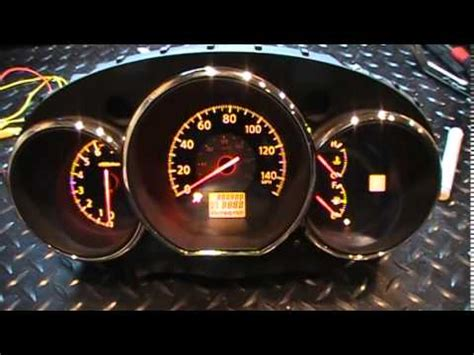 auto manual repair 2003 nissan murano instrument cluster 2005 2006 nissan altima cluster fuel gauge repair service youtube