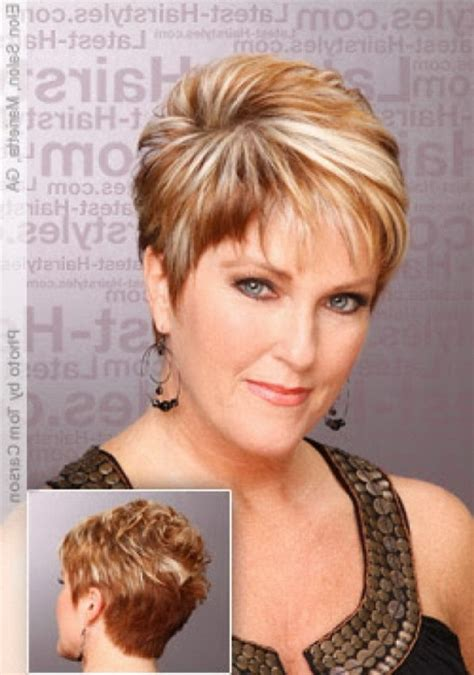 printable pictures of short haircuts for women over 50 hairstyles for short hair for women over 40