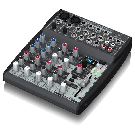 Mixer Behringer 4 Chenel behringer xenyx 1002fx mixer at gear4music