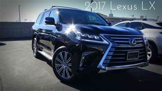 2017 lexus lx570 5 7 l v8 review