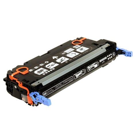 Toner Q6470a hp q6470a 501a black toner cartridge genuine g8856