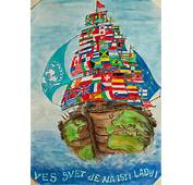 The Whole World Is On Same Boat  Children Map Their