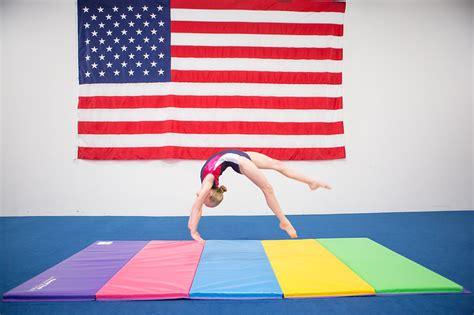 Gymnastics Mats For Back Handsprings by Tumbl Trak Tumbling Mats For Gymnastics Cheer