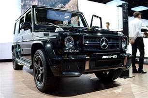 2017 mercedes amg g class release date price 2017