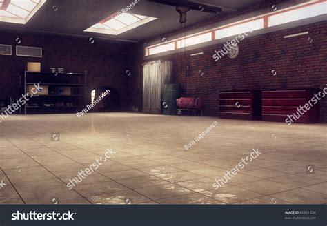 Garage Render Garage 3d Render Stock Illustration 65951326