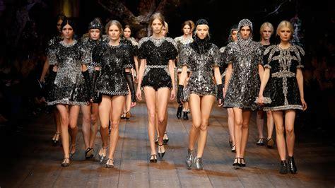 Catwalk Desperately Needs Interns Again by Dolce Gabbana Winter 2015 Womens Fashion Show