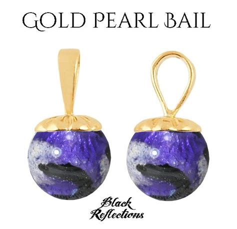 together again memory black reflections pearl pendant together again