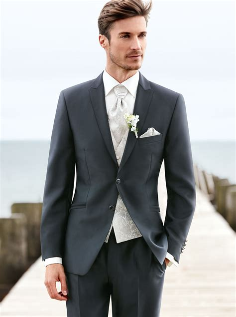 Wedding Suits For The by Anthracite Grey Wedding Suit Tom Murphy S Formal And