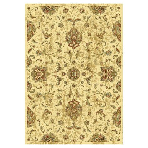 woven throw rugs shop kas rugs todays treasures rectangular indoor woven throw rug at lowes