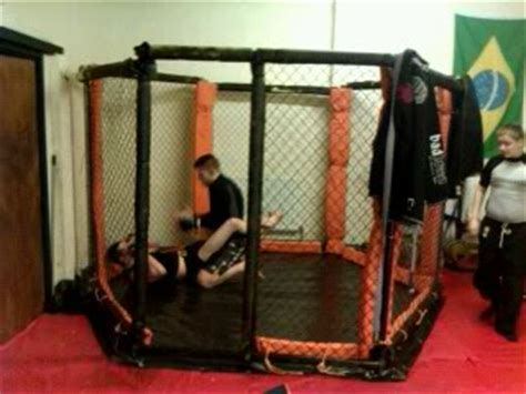 Small Home Plans diy mma mini mma cage
