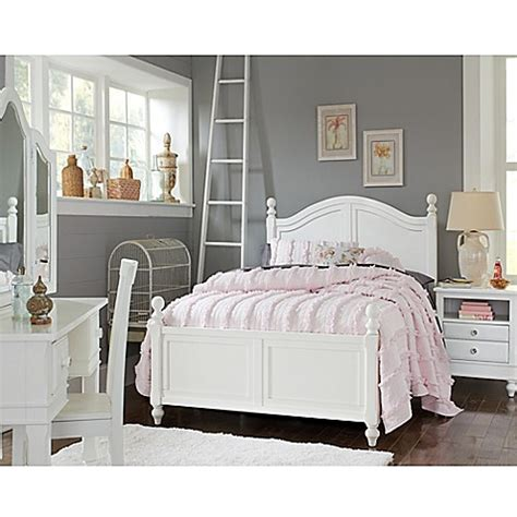 bed bath and beyond headboards buy ne kids full queen payton headboard in white from bed