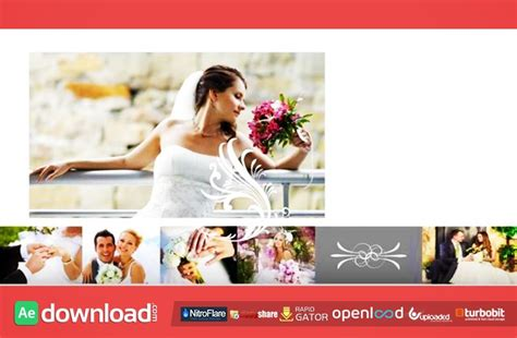 revostock after effects templates free 15 top wedding after effects templates free