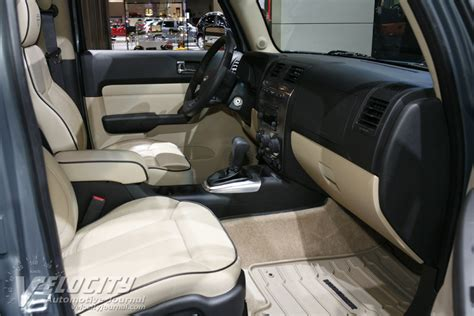 H3 Hummer Interior by Picture Of 2008 Hummer H3