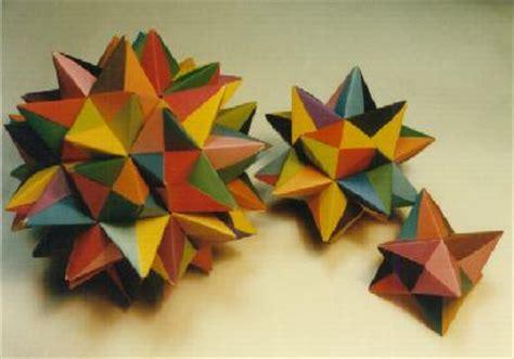 Origami Transforming Spiky - origami