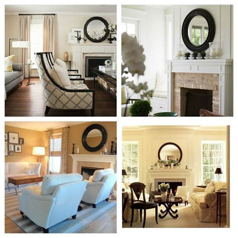 fireplace wall decor mirror mirror on the wall 8 fireplace decorating ideas