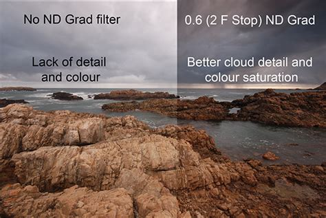 Landscape Photography F Stop Using Graduated Neutral Density Filters For Landscape