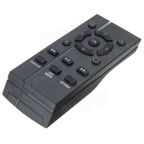 Sony Ps4 Dvd Until wireless media remote with usb receiver for sony