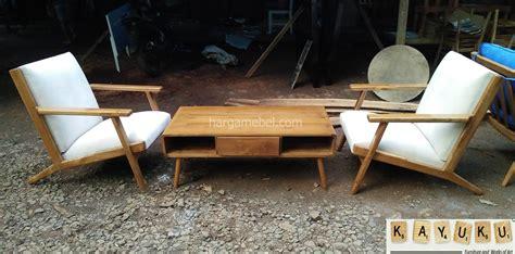 Kursi Tamu Jati Keranjang kursi tamu retro jati mebel jepara furniture minimalis