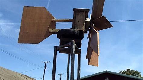 windmill car alternator ftempo