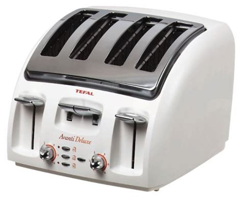 Tefal Avanti Toaster Tefal 5327 15 Avanti 4 Slice Toaster Reviews Toasters