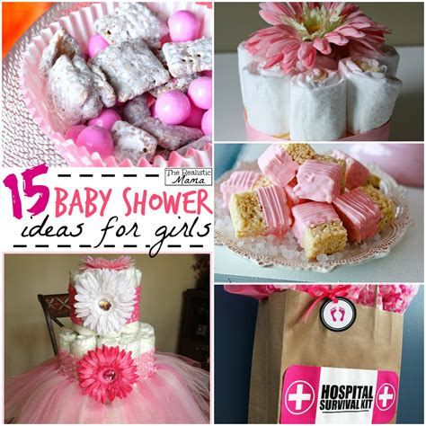 Baby Shower Ideas by 15 Baby Shower Ideas For The Realistic