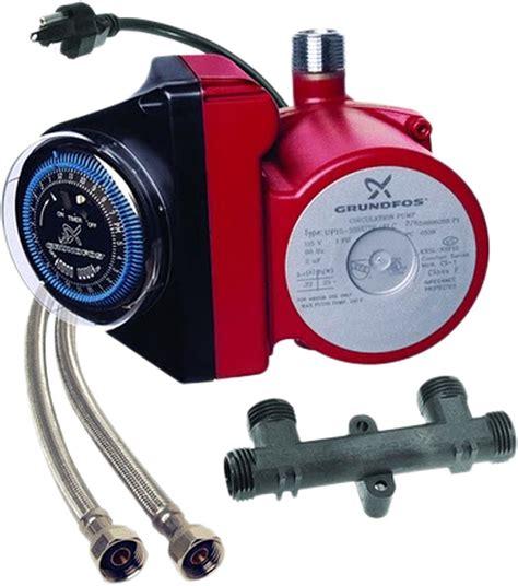 grundfos comfort valve grundfos water recirculator up15 10su7 tlc whole house