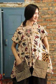 Blouse Batik Parang Meliwis klambi batik on 184 pins