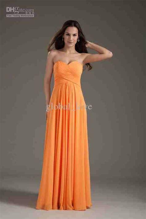 light orange bridesmaid dresses bridesmaid dress light orange wedding ideas