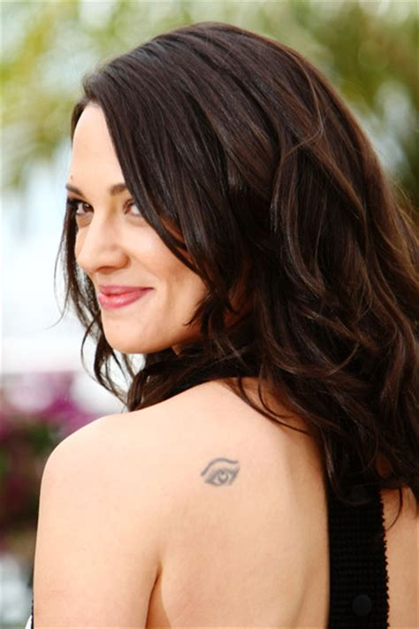asia argento tattoos more pics of asia argento artistic design 5 of 75