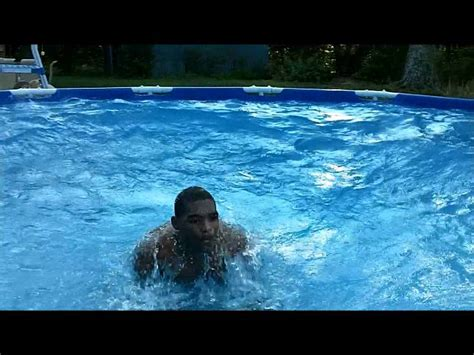 backyard wave pool how to make a wave pool in your own backyard pool youtube