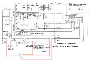 ac 4 power supply rebuild