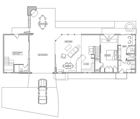 dogtrot floor plan this dog trot floor plan is really close to the ideal