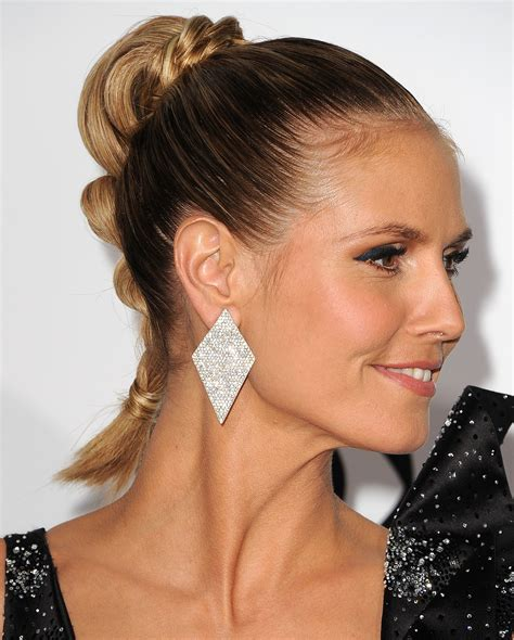 hair style tilt give your ponytail a bohemian tilt by adding a twist