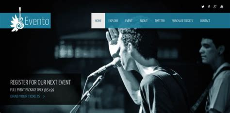 bootstrap theme free event 50 free bootstrap templates themes