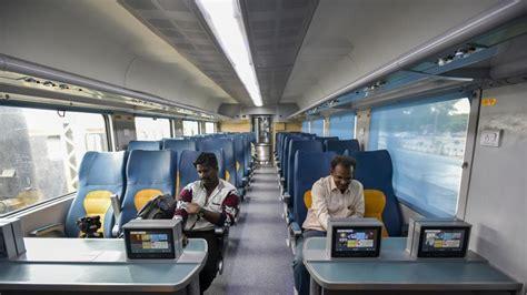 railways mulls dynamic pricing for mumbai goa s luxury tejas express mumbai news hindustan times