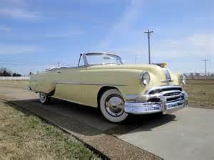 1954 Pontiac Convertible 1954 Pontiac Chief Convertible 170109