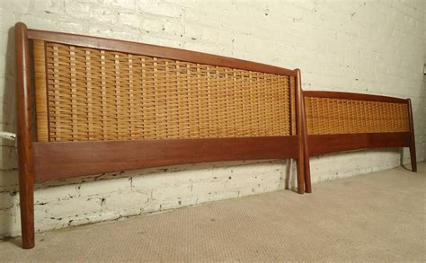 Headboard And Footboard For Sale by Hans Wegner Style Headboard And Footboard For Sale At 1stdibs