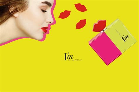 When I M i m pupa perfume a new fragrance for 2015