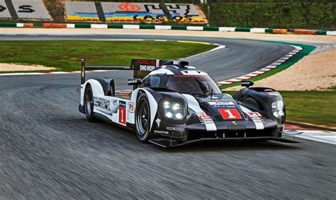 porsche 919 hybrid 2016 2016 porsche 919 hybrid unveiled for the wec chionship