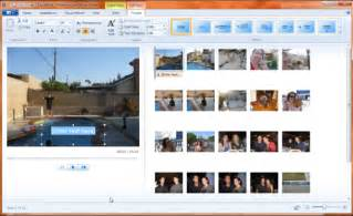 Movie over the internet subsequently use windows live movie maker to