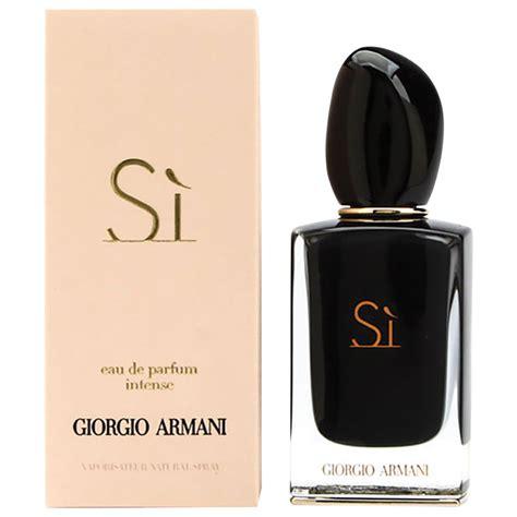 Parfum Asli Original Still For Edp 100ml buy giorgio armani si eau de parfum 100ml
