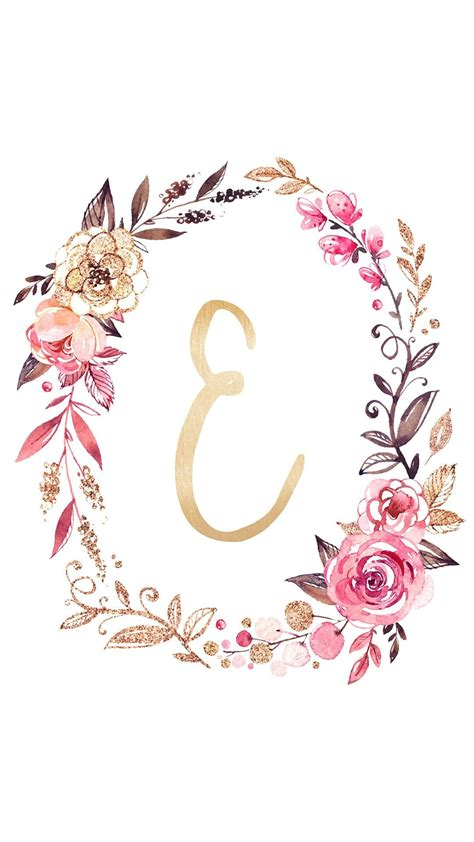 Monogram letter E | Ahhhh Babies! | Monogram wallpaper ... E Alphabet Wallpapers