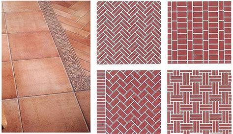 tipi di pavimento pavimenti in cotto interni ed esterni tipi e