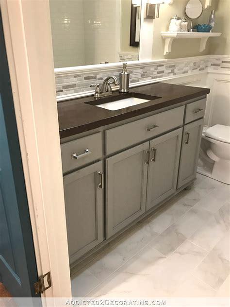new hallway bathroom vanity paint color - Bathroom Vanity Colors