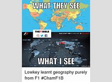 25+ Best Memes About Geography | Geography Memes M 2300 Dab